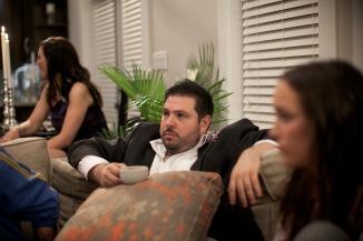 Erica Carroll, Nicholas Carella & Jodi Balfour