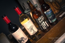 Big thanks to Rigamarole Wines & Driftwood Brewery