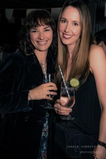 Erica Carroll & Brie Lunn