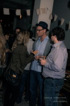 Emilie, Ben & Matthew chat