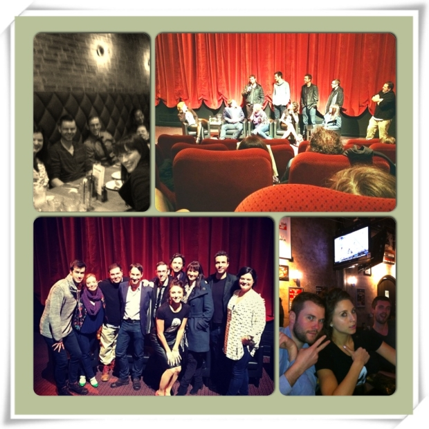 A few photos from the Vancouver premiere of @afterapartymovie @WIFTV